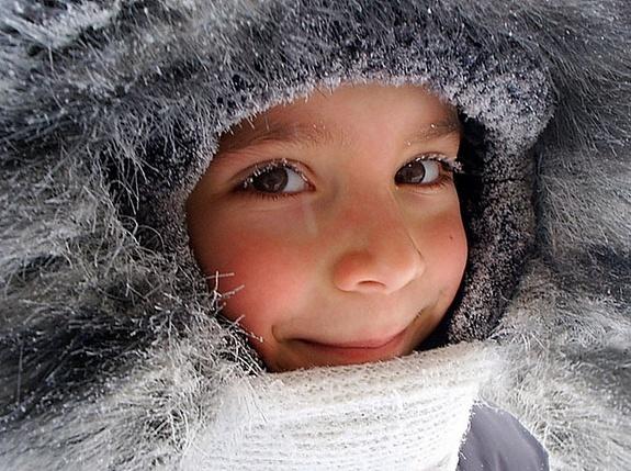 При какой температуре дети не ходят в школу?
