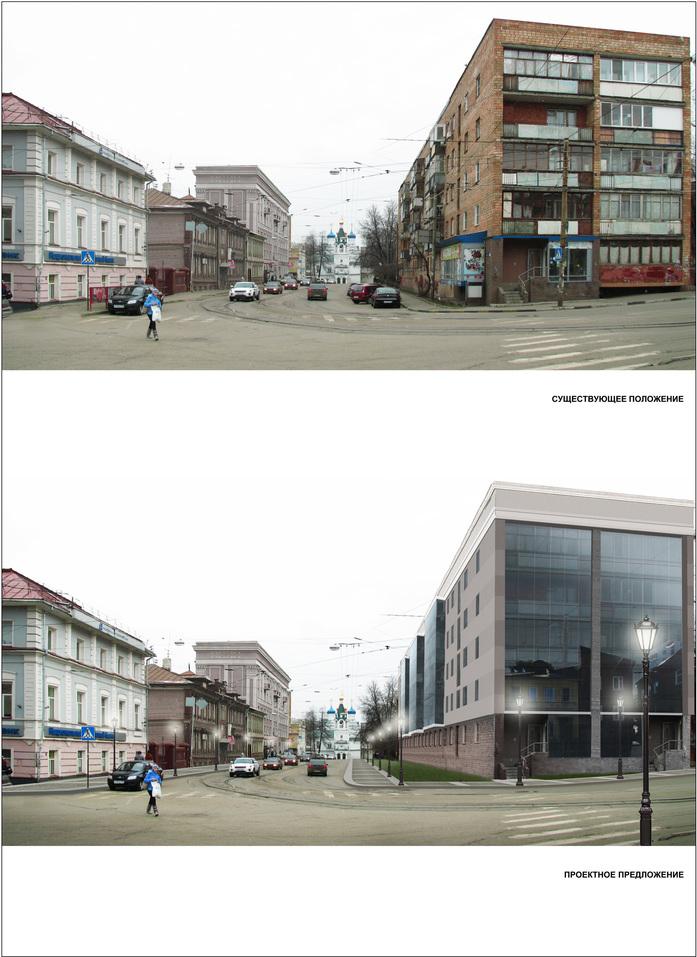 454_content Вернет ли улица Ильинская в Нижнем Новгороде свой исторический облик? История и краеведение Нижегородская область