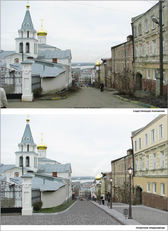 455_content Вернет ли улица Ильинская в Нижнем Новгороде свой исторический облик? История и краеведение Нижегородская область
