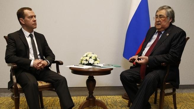 Борис Дубровский может сменить на посту губернатора Кемеровской области