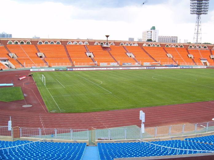 Проект реконструкции екатеринбургского стадиона «Калининец» прошел госэкспертизу