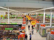 На региональных сетях влияние пищевого эмбарго сказалось сильнее, чем на федеральных
