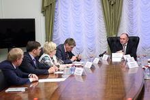 Дубровский пообещал бизнесу максимально комфортные условия