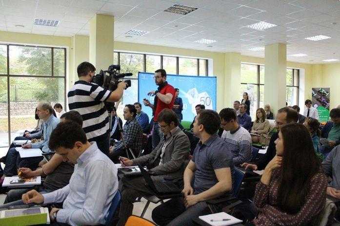 В Казани открылся «индустриальный акселератор»