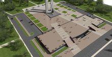 В начале 2015 года в Челябинске заработает новый подземный ТРК. ЭСКИЗ