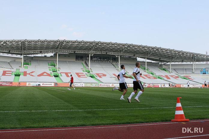 Реконструкцию Центрального стадиона Екатеринбурга перенесли в очередной раз