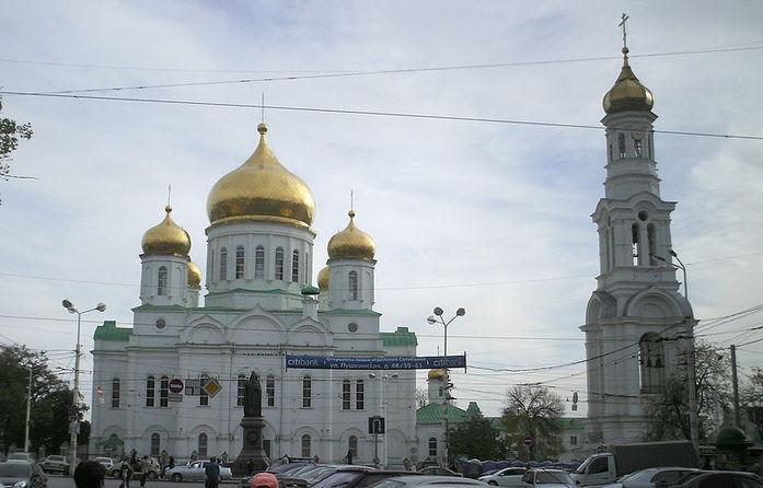 Ряд предпринимателей недовольны проектом планировки Соборной площади Ростова-на-Дону