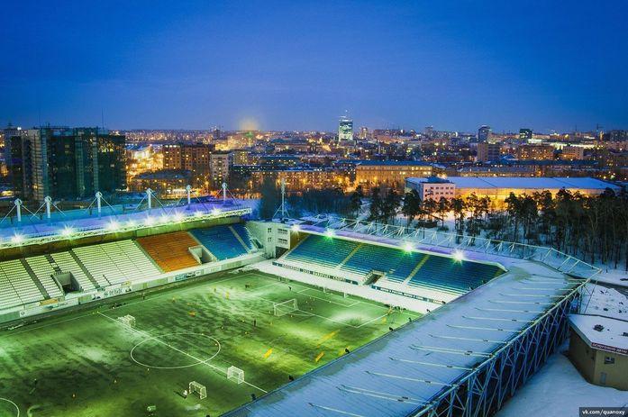 Эксперты оценили планы чиновников по восстановлению стадиона «Центральный»