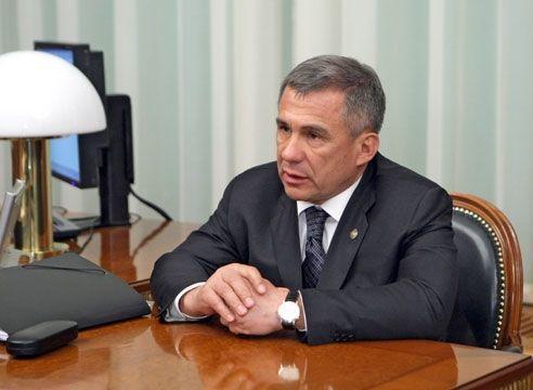 Президент РТ вышел в лидеры рейтинга региональных «лоббистов»