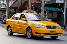 Службы такси Екатеринбурга ждет проверка на прочность