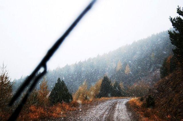 Прогноз погоды на неделю: с 22 по 25 декабря