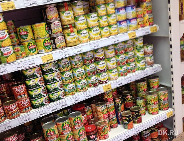 В Екатеринбурге за год открыли более 50 продуктовых магазинов
