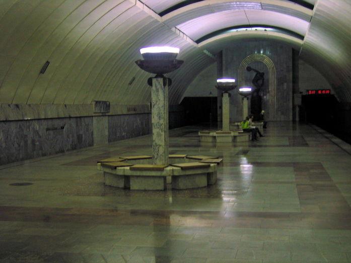 В Екатеринбургском метро выявили дефекты на магистральных стрелках