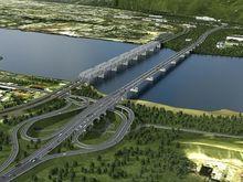 Представлен проект застройки новой предмостной в Красноярске