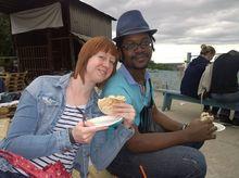 История семейного бизнеса: как Фремиш Муту из Конго открыл кафе в Нижнем Новгороде