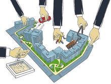 Страшно жить: Новостройки города отбиваются от контрафакта