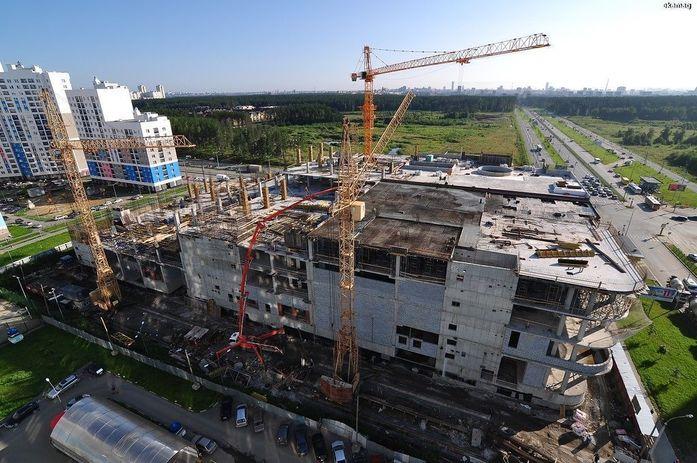 Хлеба и зрелищ: перспективы 7 новых ТРЦ Екатеринбурга