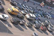 В Екатеринбурге сократились темпы автомобилизации