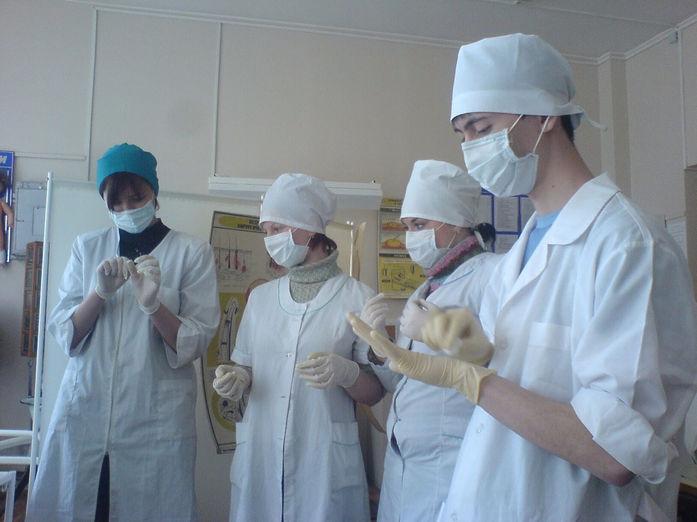 Курсы младших медсестер 18 фотография