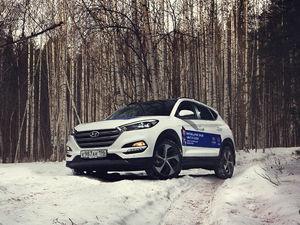 Hyundai Tucson: тест-драйв с Дмитрием Елизаровым
