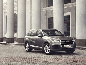 Audi Q7: тест-драйв с Дмитрием Елизаровым