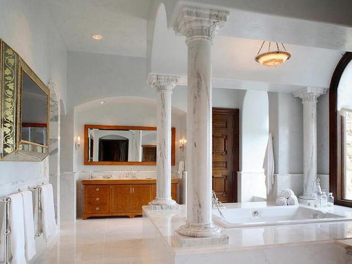 Как сделать свой дом с колоннами