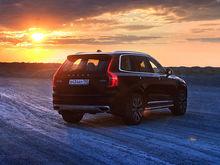 Тест-драйв с Дмитрием Елизаровым: кроссовер Volvo XC90