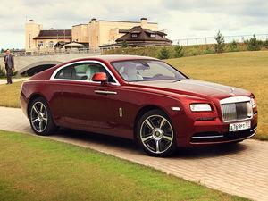 Rolls-Royce Wraith: тест-драйв с Дмитрием Елизаровым