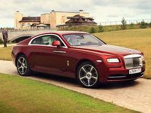 Тест-драйв с Дмитрием Елизаровым: фастбэк Rolls-Royce Wraith