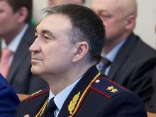 Начальник красноярской полиции уволен, но находится на своем рабочем месте