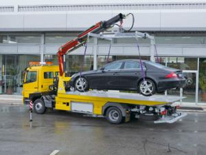 ФАС изменила цены на эвакуацию автомобилей