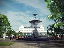 """На площади Маркина в Нижнем Новгороде предложено восстановить """"фонтан благотворителей"""""""