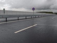 Движение автотранспорта по третьей очереди Южного обхода открыл министр транспорта РФ