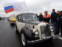 Как в Нижегородской области открывали Южный обход: ФОТО + ВИДЕО