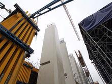 Изнанка штаб-квартиры РМК: Как строят первый в России объект Нормана Фостера / ФОТО