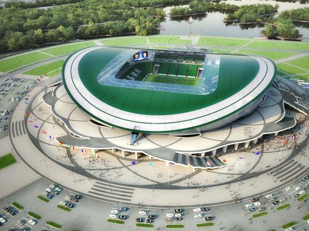 мира 2018 чемпионата стадион для казань