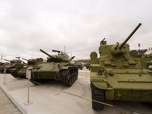 «Когда наши танки въедут в Пышму». Зачем УГМК военный музей