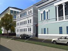 В центре Нижнего Новгорода продается особняк с видом на Волгу за 390 миллионов рублей