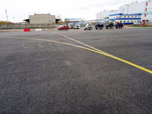 Росавиация выдала разрешение на ввод в эксплуатацию перрона аэропорта Стригино