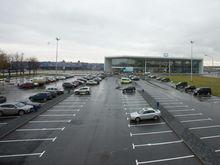 В аэропорту Стригино завершено благоустройство привокзальной площади