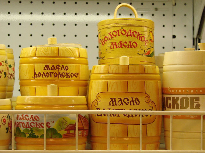 Роскачество забраковало больше половины сливочного масла в России / БРЕНДЫ