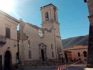 Землетрясение в Италии 2016: что осталось от достопримечательностей страны