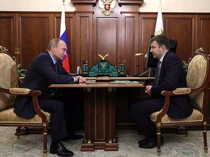 Путин назначил нового министра экономразвития. Кандидатура неожиданная