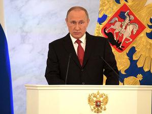 «Обязательно с участием деловых объединений». Путин поручил подготовить налоговую реформу