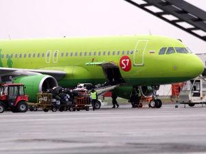 Рейсы из Новосибирска в Омск и другие города региона S7 может запустить уже весной 2017
