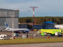 Названы самые популярные авиакомпании у красноярцев