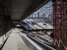 Названа стоимость аренды площадей стадиона на Стрелке