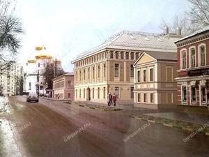 Собственник продаёт новый дом в историческом центре Нижнего Новгорода