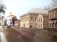Строящийся дом на улице Сергиевской выставили на продажу