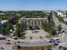 Площадь Ленина в Ростове отремонтируют к сентябрю 2018 года